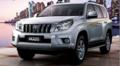 高性能全领域SUV 丰田进口普拉多2.7L