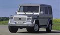 奔驰G级装备新柴油发动机