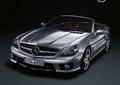 奔驰SL63 AMG变速箱及性能解析