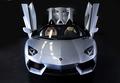 兰博基尼Aventador LP700-4敞篷版发布 动力性能强悍