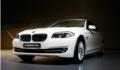 搭载2.0T发动机 2013款宝马5系售42.86万起