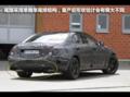518马力V8动力 2013款奔驰S63 AMG谍照