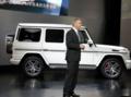 动力出色售229.8-378.0万 奔驰G级AMG车展上市