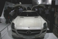 2012广州车展 奔驰SLS AMG动力强劲限量版上市