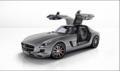 外观个性2013款奔驰SLS AMG GT发布 11月上市