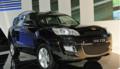 帝豪首款SUV帝豪EX8明年下半年上市