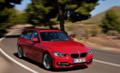 新宝马3系旅行版9月进口销售 搭2.0T引擎
