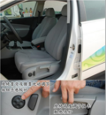 新迈腾座椅质量测评