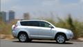 一汽丰田RAV4 2.4驾驶与操控——日常用很轻松