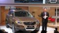 沃尔沃XC60 T5 和S60 T5动力双雄成都车展上市