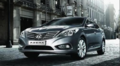 高端发动机技术韩系商务豪华车 全新现代雅尊上市