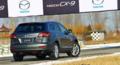 配置丰富造型动感空间实用 试驾新款马自达CX-9