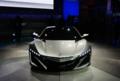 新动力 搭9速变速箱 新一代讴歌RL将于年底上市