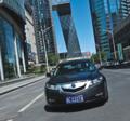 详解Acura讴歌 TL:车身与底盘