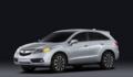 2013款讴歌RDX北美车展发布 搭载V6动力