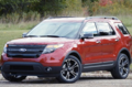 发动机给力 全新福特探险者于4月正式上市