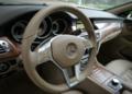 奔驰CLS350车评 - 车厢内饰细节