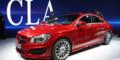 全新梅赛德斯CLA运动轿车凶猛来袭
