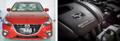 Mazda3 昂克赛拉中级车铂金动力组合