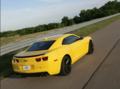 变形金刚大黄蜂2014雪佛兰科迈罗SS版 V8引擎/纽约首发