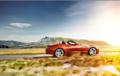 外观的全新BMW Z4敞篷跑车炫耀出场