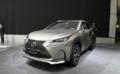 舒适大气 雷克萨斯NX级北京车展发布 紧凑豪华SUV