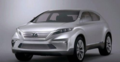 雷克萨斯NX系列车型曝光 定位小型豪华SUV