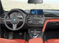 内饰科技感强 纽约车展首发 宝马M4敞篷版官图发布