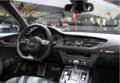 百公里加速需4秒 奥迪RS7北美车展发布