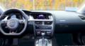 试驾奥迪S5 Sportback安全可靠出色