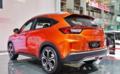 发动机动力充沛 东风本田紧凑SUV亮相命名XR-V