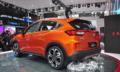东本新SUV概念车成都车展发布 定名XR-V配置全面