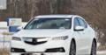 共两种动力 讴歌量产TLX将纽约车展首发