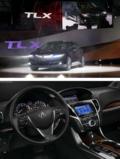 讴歌TLX将上市 动力配置丰富2.4L发动机+8速双离合
