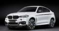 宝马X6 M Performance套件版售价4.2万-6.5万 提升马力最大输出