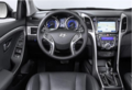 内饰大气 新款现代i30或将亮相巴黎车展 新车配置全面升级
