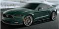 新福特野马效果图曝光 增加小排量发动机