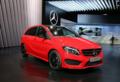 配置升级 新款奔驰B级将于2月上市