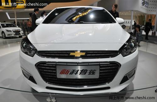 搭1.4T发动机 上海通用雪佛兰全新科鲁兹将7月上市