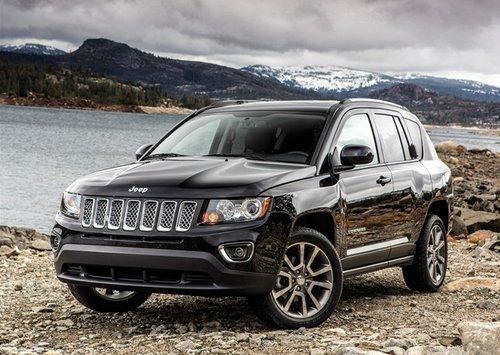 2014款jeep指南者安全科技高清图片