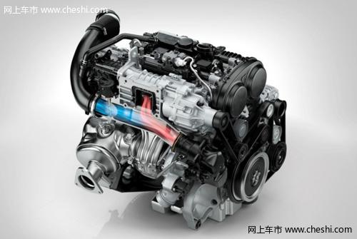 沃尔沃V40将换装全新Drive-E T5发动机