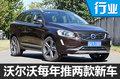 袁小林:沃尔沃全面提速 每年推两款新车