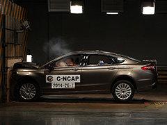 五星级安全 全新蒙迪欧C-NCAP碰撞解析