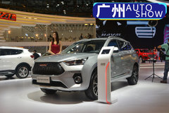 销量王的孪生兄弟 广州车展实拍全新哈弗H6 Coupe