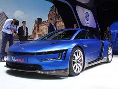 搭载杜卡迪引擎 大众XL SPORT概念车实拍