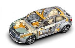 车重降低动力加强 第三代奥迪A3亮点解析