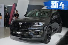 """大号""""宝马X1""""售13.39万起 外观黑化配1.8T引擎"""