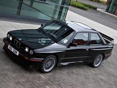 34年前的宝马E30 M3拍卖超百万 还不一定买得着