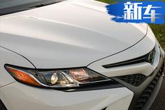丰田现款凯美瑞增四驱版车型 配置升级12月发布