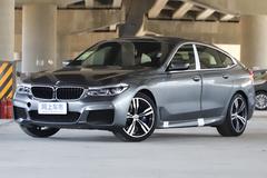 宝马中期改款6系GT接受预定 优惠近7万-10月到店